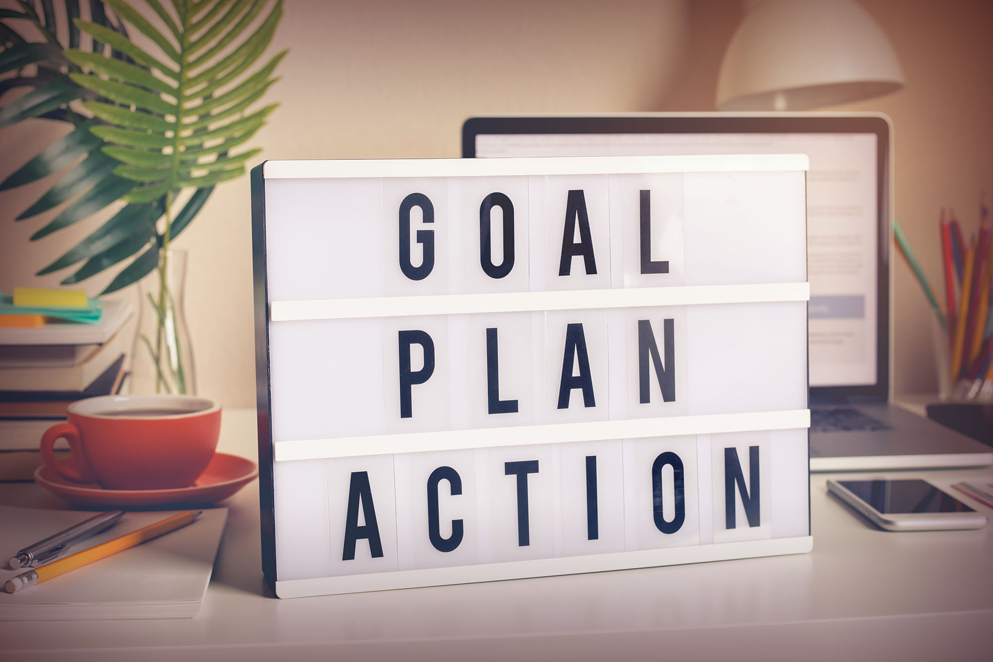 Premier Medical Group - New Years Resolutions - Goal. Plan. Action